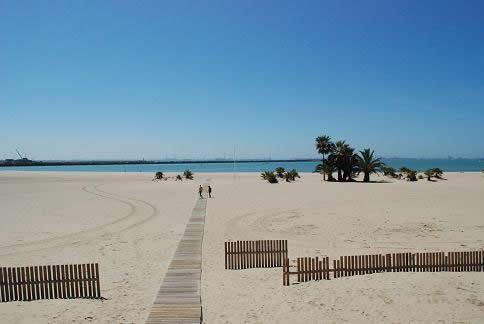 Playas de El Puerto
