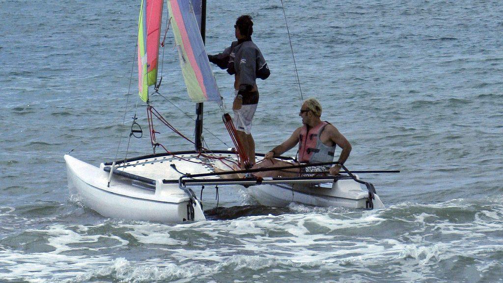 Deportes náuticos en Puerto Sherry