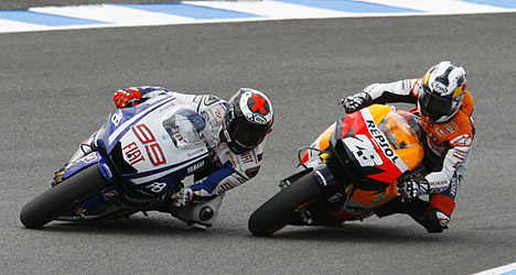 GP Moto Jerez Gran Prix Spain