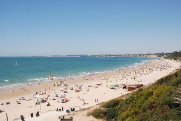 Playa en El Puerto