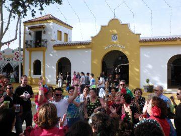 Feria de El Puerto de Santa María Apartamentos Puerto Sherry