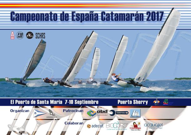 Campeonato de España de Catamarán 2017