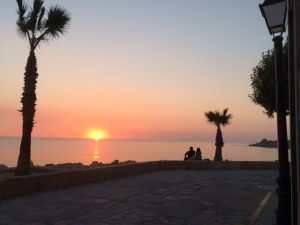 Puerto Sherry Sunset
